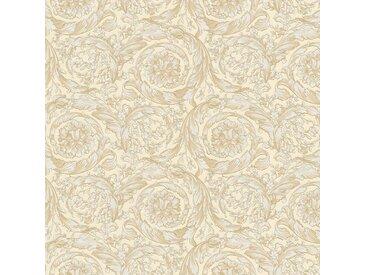 Versace-Tapeten 935831  Versace 1 Vliestapete beige / crème Klassische Tapeten online kaufen