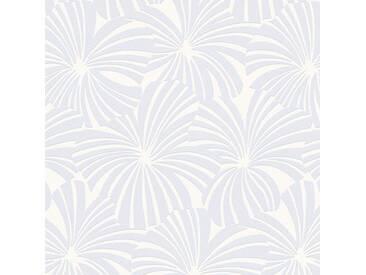 Tapete 32759-2 ESPRIT Home Esprit 12 Vliestapete blau beige / crème weiß Tapete Floral online kaufen