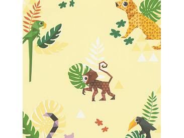 Tapete 30303-1 ESPRIT Home Esprit Kids 4  Papiertapete bunt gelb Kinderzimmer Tapete online kaufen