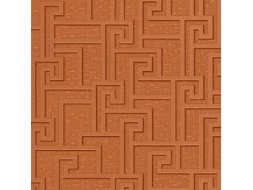 Tapete 96236-2 A.S. Création Versace 2 Vliestapete braun metallic orange Tapete Grafisch online kaufen