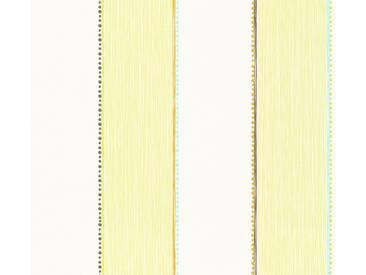 Tapete 941141 Esprit HOME Esprit Kids 5 | Tapete Grün Orange / Terrakotta Weiß Streifen Strukturen online kaufen