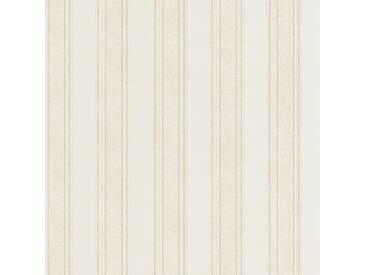 Tapete 93589-1 A.S. Création Versace Vliestapete beige / crème Streifentapete online kaufen