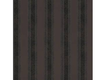 Tapete 93589-4 A.S. Création Versace Vliestapete braun Streifentapete online kaufen