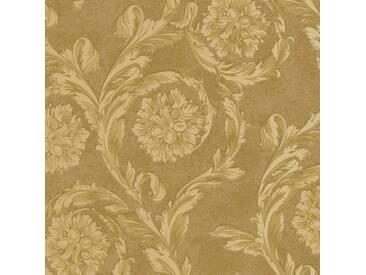 Tapete 93588-3 A.S. Création Versace Vliestapete braun Tapete Floral online kaufen