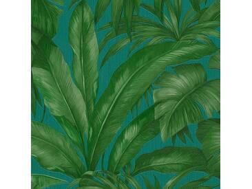 Tapete 96240-6 A.S. Création Versace 2 Vliestapete blau grün Tapete Floral online kaufen