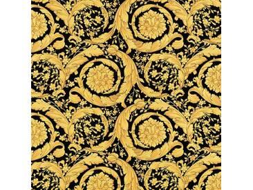 Tapete 93583-4 A.S. Création Versace Vliestapete gelb schwarz Design Tapete online kaufen