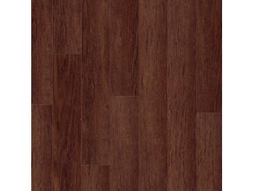 Vinylboden selbstklebend Holz Dunkel | Gerflor Senso Natural Vintage Style 0019 Merbau Exotic