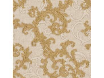 Tapete 96231-3 A.S. Création Versace 2 Vliestapete beige / crème gold Barocktapete online kaufen