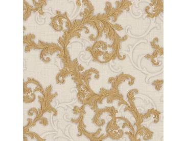 Tapete 96231-4 A.S. Création Versace 2 Vliestapete beige / crème gold Barocktapete online kaufen
