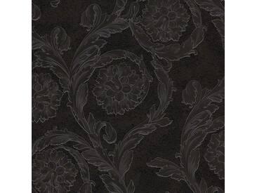 Tapete 93588-4 A.S. Création Versace Vliestapete schwarz Barocktapete online kaufen