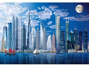 Fototapete W120 Worlds Tallest Buildings