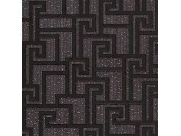 Versace-Tapeten 962363  Versace 2 Vliestapete grau metallic schwarz Tapete Grafisch online kaufen