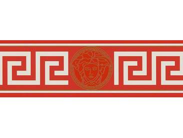 Tapete 93522-1 A.S. Création Versace Vliestapete metallic rot Barocktapete online kaufen