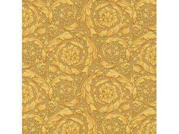 Tapete 93583-3 A.S. Création Versace Vliestapete gold Klassische Tapeten online kaufen