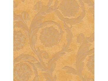 Tapete 93588-2 A.S. Création Versace Vliestapete orange Barocktapete online kaufen