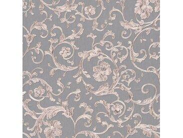 Versace-Tapeten 343265  Versace 3  Grau Violett / Lila Klassisch online kaufen