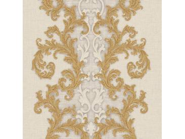 Tapete 96232-4 A.S. Création Versace 2 Vliestapete beige / crème gelb Barocktapete online kaufen