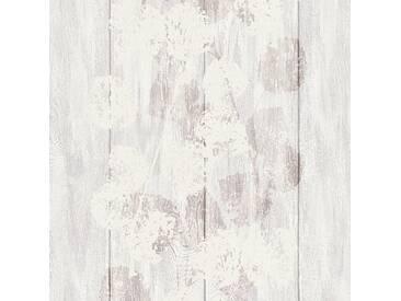 Tapete 33926-2 BRIGITTE Home Brigitte 6 Vliestapete braun beige / crème metallic Tapete Floral online kaufen