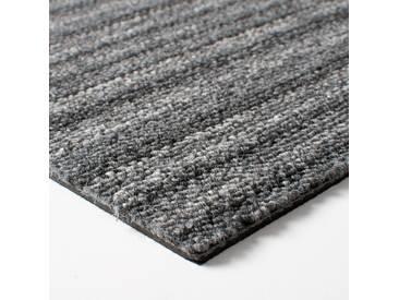 Teppichdielen Grau 100 x 25 cm   Schatex Living Planks 2618 Grau online kaufen