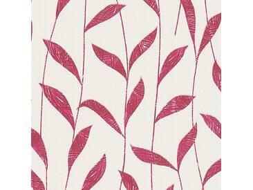 Tapete 30279-2 ESPRIT Home Esprit 11      Vliestapete rot weiß Tapete Floral online kaufen