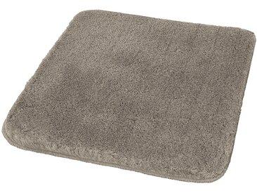 Kleine Wolke Badteppich Relax 85 x 150 cm, braun Polyacryl