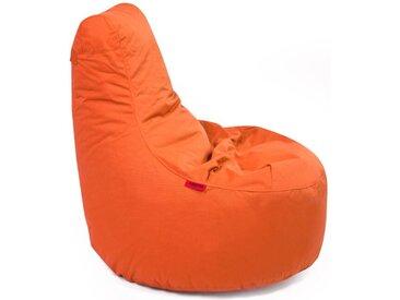 Outbag Sitzsack Slope Plus orange /Orange, Stoff