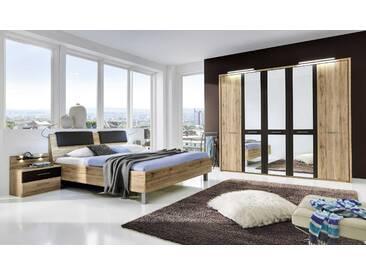 Wiemann Schlafzimmer-Set Portland 4tlg., Eiche Holzoptik
