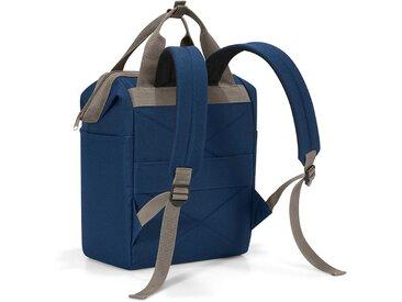 reisenthel Rucksack Allrounder R, blau Polyester