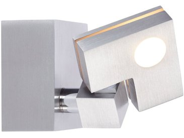 Brilliant LED-Strahler 90 DEGREE, Alu, Eisen, Stahl & Metall