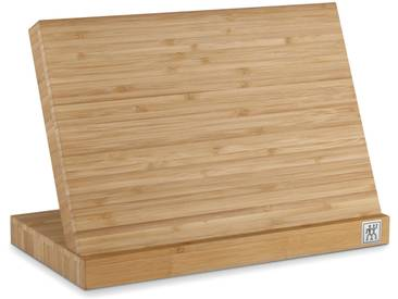 Zwilling Messerblock Bambus Magnet unbestückt, Holz