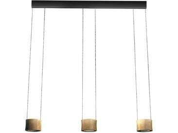 Bankamp LED-Pendelleuchte Impulse, gold Metall A+