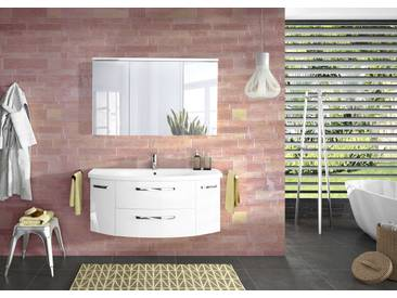 Pelipal Waschtischunterschrank Fokus 4010, Weiß