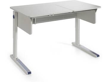 Moll Schreibtisch Champion, Weiß Kunststoff