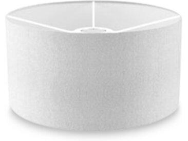 JOOP! Lampenschirm Shade /Weiß, Stoff