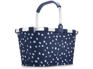 reisenthel Einkaufskorb Carrybag, Blau Polyester