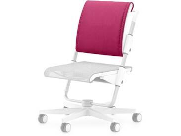 Moll Rückenkissen Scooter, Pink Stoff