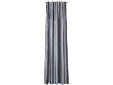 JOOP! Fertiggardine Dots 130 x 250 cm /Marine, Polyester