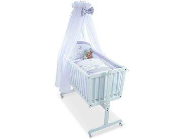 easy baby Wiege Dreambear, Weiß Holz