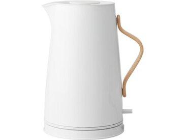 Stelton Wasserkocher Emma 1200 ml /Weiß, 17,5 cm Stahl