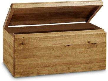 Truhe Mia /Wildeiche, Holz