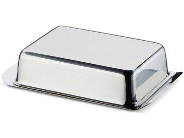 Cilio Butterdose Kühlschrank /Poliert, 10 cm Edelstahl