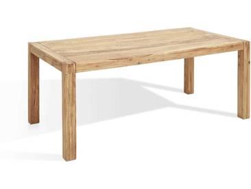 Wolf Möbel Tisch Yoga 180 x 90 cm, Sheesham Holz