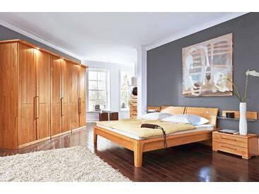 Loddenkemper Schlafzimmer-Set Cortina Plus 4tlg., Erle Holz