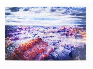 KARE Wandbild 180 x 120 cm Grand Canyon 60816, orange Glas