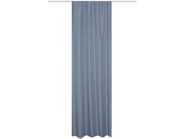 Schmidt Fertiggardine Thermo 135 x 245 cm, Blau Polyester
