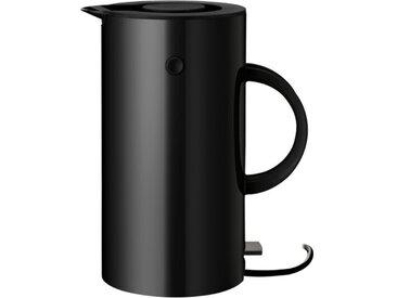 Stelton Wasserkocher EM77 1500 ml /Schwarz, 25 cm Kunststoff
