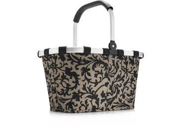 reisenthel Einkaufskorb Carrybag, Grau Polyester