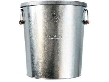 everdure Kohlebehälter Metall /Silber,
