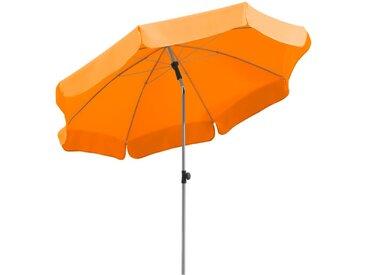 Schneider Schirme Balkonschirm Locarno Ø 200 cm /Mandarine,