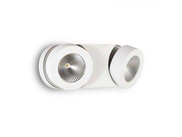 FABAS LED-Strahler HELLA, Weiß Alu, Eisen, Stahl & Metall A+